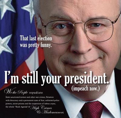 Cheney dick impeach