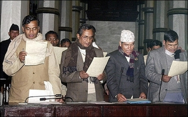 Nepal_maoist_parliament